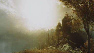 Morning in Skyrim