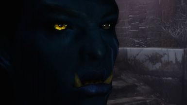 The Blue Orc