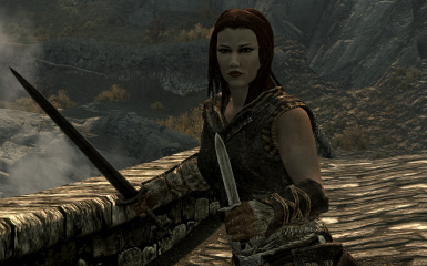 Reinstalled Skyrim and recreated my old Xbox character