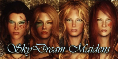 SkyDream Maidens By Farvat