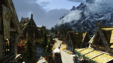 A journey to whiterun