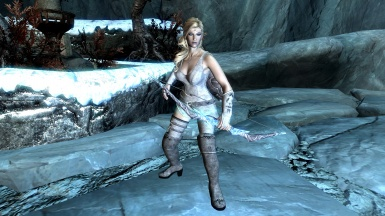 Idril Calanor The Ice Archer