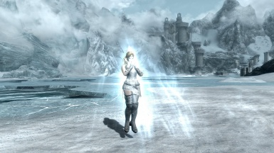 Idril Calanor The Ice Mage