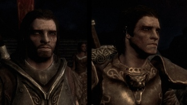 A sad moment for the twins and all of the companions