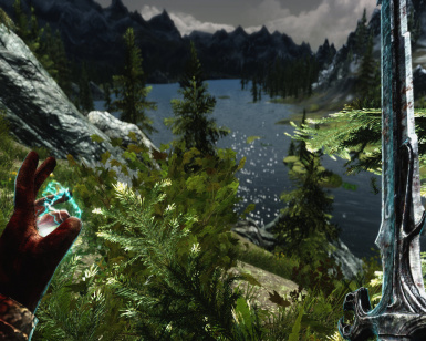 ENB and Texture MOD testing