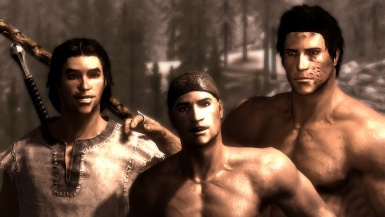 Connor and his Brothers