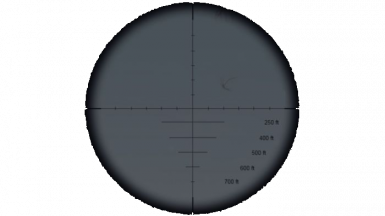 Guess the Distance - Calibrated Crosshair