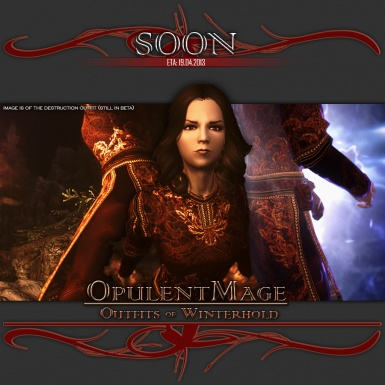 Opulent Mage - Coming Soon