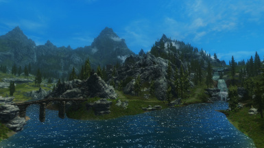 Out Windhelm mid-day