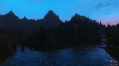 Out Windhelm night coming
