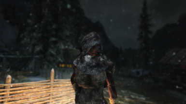 True nords doesnt feel the cold