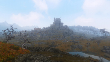 Dragonsreach in Whiterun Hold