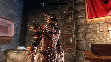 Daedric lighting