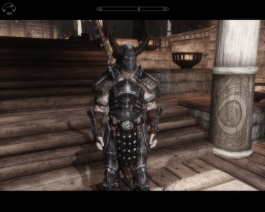 Ancient Nord Heavy Armor WIP