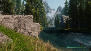 River with 100 mods
