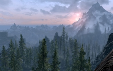 Climates of Tamriel