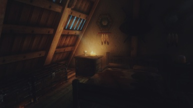 Somber Lut Sepia - Vintage WIP and ELFX