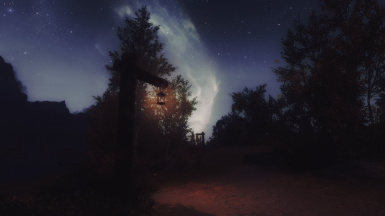 Somber ENB - Random click with Realistic Nights