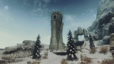 High Hrothgar with Somber ENB