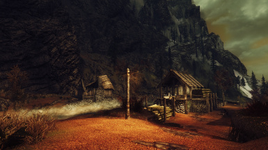 Grim and Somber ENB