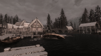 Morthal - Bleak ENB