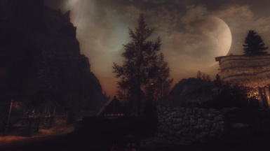 Somber 3 ENB with Pure Weathers Moon Glow Parallax and SFO