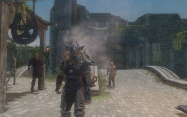 Thats how a Dragonborn should look like