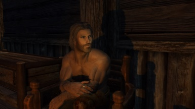 Late Manly Monday - Koen at the Fireplace