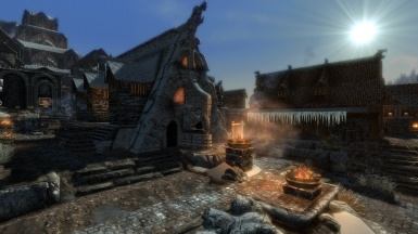 Windhelm - City of the ancient Kings