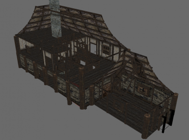 Recreating Heartfire manor - Windhelm style 2