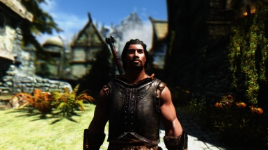 My character approves this enb