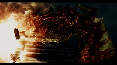 dragon vs dragonborn