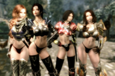 Whiterun Hotties