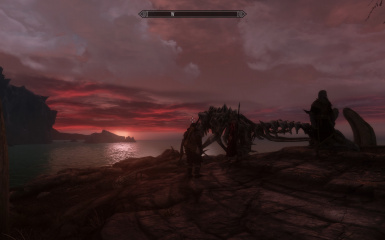 The Sun Sets on Another Dragon