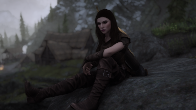 Taking a break from hunting