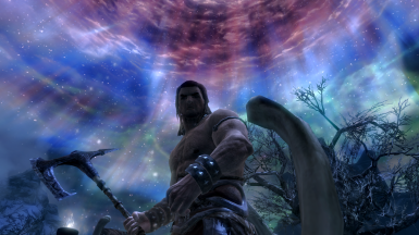 Welcome to Sovngarde