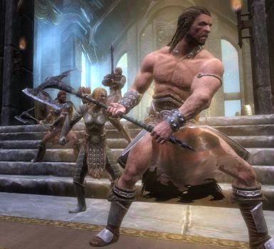 The Warriors of Sovngarde