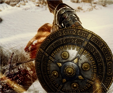 Blades Armor and Shield