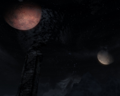 Two Moons Apparantly