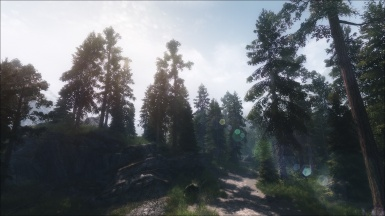 Some shots with Kountervibe enb