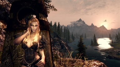 wake up in skyrim