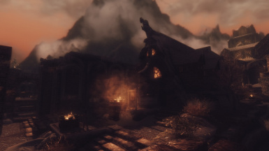 Windhelm with Somber 3 ENB
