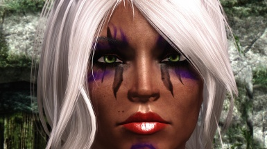 Iljia with TairenSouls Warpaint