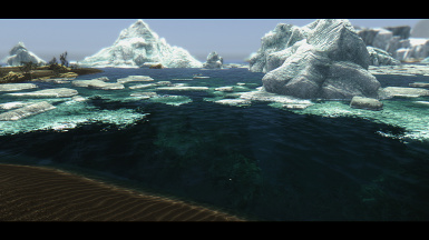 Therion ENB and Realistic Water Two