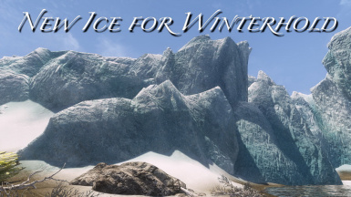 New Ice for Winterhold