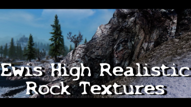 EWIs High Realistic Rock Textures