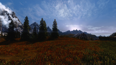 E ENB and Etheral Clouds