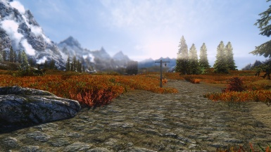 E ENB enhanced SKYRIM Edition