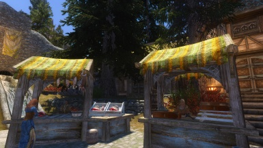 New custom Marketstallroofs