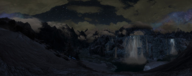 Forgotten Vale in the evening